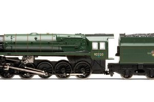 Hornby R3097 BR 2-10-0 'Evening Star' Class 9F 40th Anniversary of Hornby Limited Edition of 1000 41pvoJP2fCL