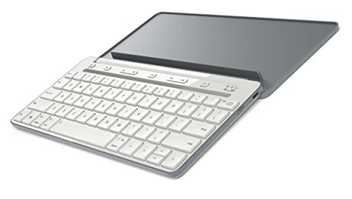 Microsoft Universal Mobile Keyboard (Tastatur, deutsches QWERTZ Tastaturlayout, grau, kabellos über...