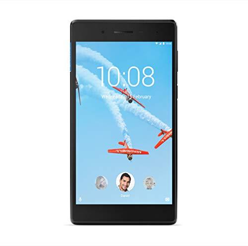Lenovo TAB 7 Tablet, Display 7' HD, Processore MediaTek,16GB espandibili fino a 128GB, RAM 1GB,...