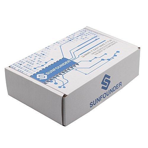 41q1wkCmb7L - SunFounder Starter Learning Kit para Arduino Principiante