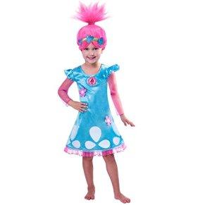 Amscan Niños Disfraz Trolls Poppy–3–4años