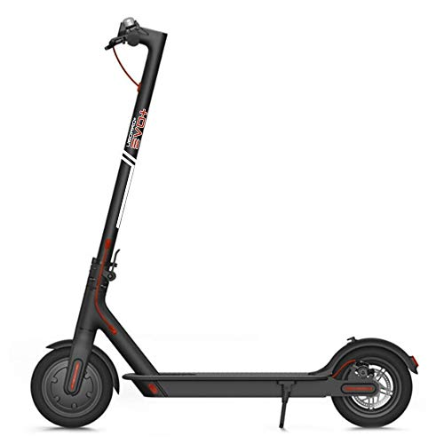 UBOARD Electric Scooter, Max Speed Approx 25 KM/h, Travel Distance Approx 30 KM, Easy Fold-n-Carry Design, Ultra-Lightweight Electric Scooter (Assorted Color)