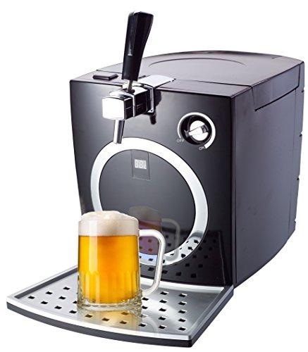 TRIOMPH ETF1806 Machine à Bière 5 liters, Noir
