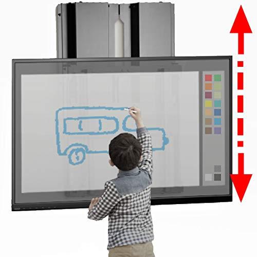 iMount Balancelift per Lavagna interattiva e LED/LCD Touch Screen di Peso 23–40kg, Altezza...
