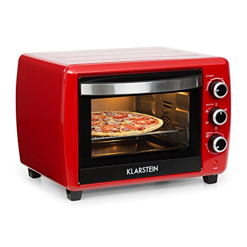 Klarstein Omnichef 30 2G • mini forno • forno elettrico • volume 30 lt • potenza 1500 watt...