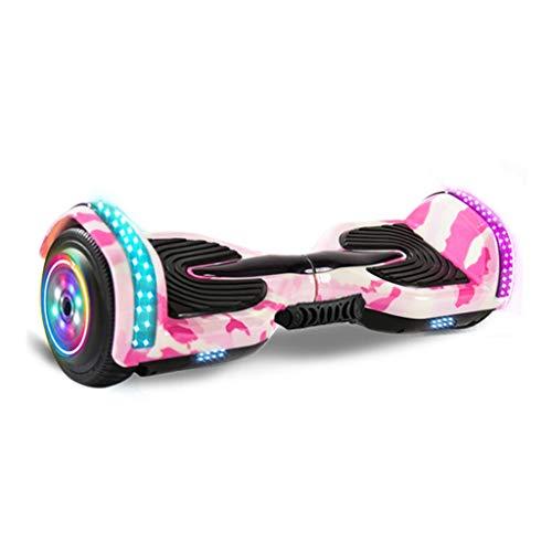 Auto Bilanciamento Scooter 6.5' Skateboard Due Ruote Hoverboard con 500W del Motore della, Bluetooth...