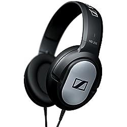 Sennheiser HD 206 - Auriculares básico estéreo, color negro