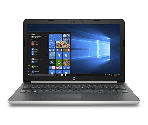 """HP 15-db1011ns - Ordenador portátil 15.6"""" FullHD (AMD Ryzen 5-3500U, 8GB RAM, 1TB HDD + 256GB SSD, AMD Radeon Vega 8, Windows 10) color plata - teclado QWERTY Español"""
