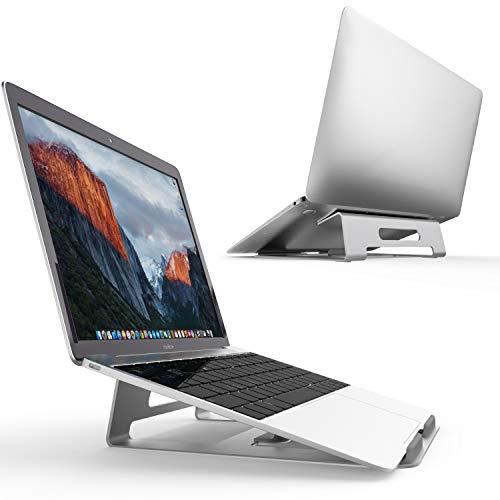 Gogotool Supporto per Computer Portatile, 3-in-1 Laptop Stand Multifunzione Design in Lega di...