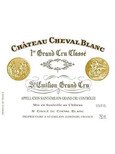 CHÂTEAU CHEVAL BLANC 1975, Saint Emilion - 1er Grand Cru Classé A