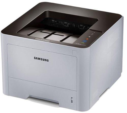 Samsung Xpress M3320ND Stampante Laser Monocromatica, Bianco/Nero