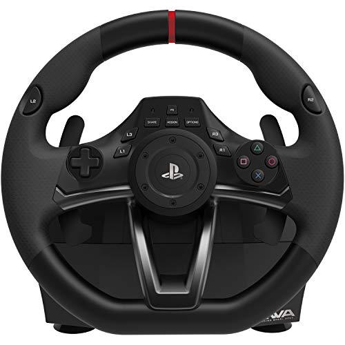 Hori RWA: Racing Wheel APEX (Lenkrad für PS4/PS3/PC) [Playstation 4, Playstation 3, Windows 8, Windows 7, Windows XP]