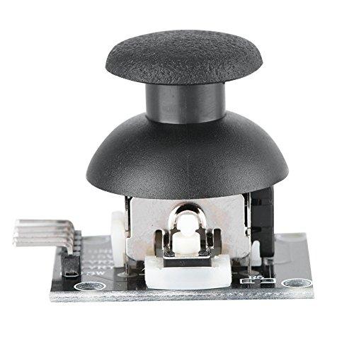 Descrizione: Questo è un sensore della leva di comando del gamepad applicato solo per Arduino. È realizzato con un potenziometro con impugnatura a pulsante in metallo con la stessa qualità dei prodotti originali. Tipo di dati La dimensione X,...