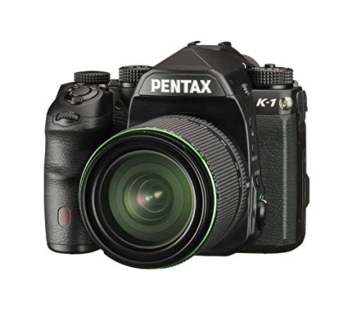 """Pentax K1 - Cámara reflex de 36.4 MP (pantalla de 3.2"""", Full HD 1920 x 1080) color negro"""