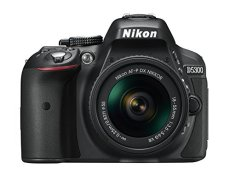 Cámara Digital Reflex 24.78 de Nikon, D5300