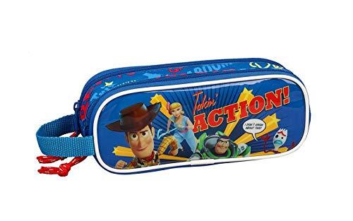 Toy Story 4 - Astuccio ufficiale per la scuola, 210 x 60 x 80 mm
