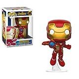 Funko- Bobble Marvel Avengers Infinity War Pop 1 Personaggio, 9 cm, 26463