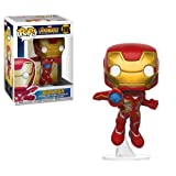 Funko- Bobble Marvel Avengers Infinity War Pop 1 Personaggio, 9 cm, 26463