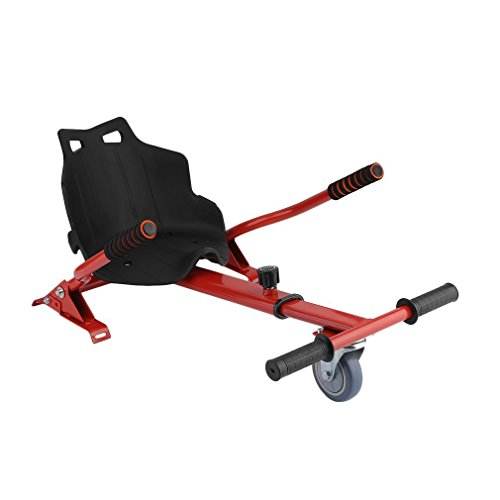 NCX Hoverkart Sedia Kart per Hoverboard Kart per Electric Self Balancing Scooter Compatibile con i...