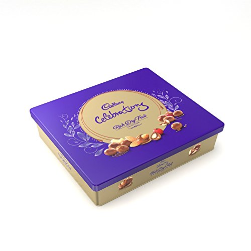 Cadbury Rich Dry Fruit Collection, 264g