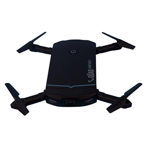 Bescita Drone con Fotocamera HD 720 P, Drone Pieghevole WiFi FPV App Control RC Quadcopter...