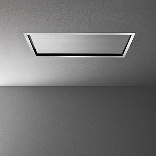 Falmec - Cappa da soffitto NUBE finitura acciaio inox da 90 cm