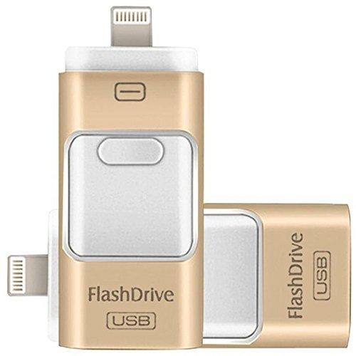 3 in 1 USB i-flash Drive memory stick U disk per iOS/PC/Android Phone/iPhone 16 GB 32 GB 64 GB...