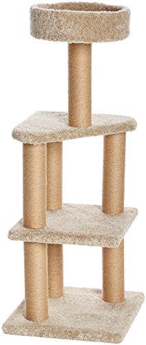 AmazonBasics - Tiragraffi ad albero per gatti, Grande