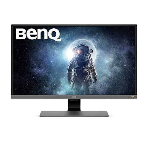 BenQ EW3270U Écran 4K HDR 31,5 pouces pour le plaisir visuel, UHD, VA,FreeSync, Eye-Care, anti-éblouissements, Brightness Intelligence Plus, USB-C, HDMI x2, DP1.2, haut-parleurs intégrés