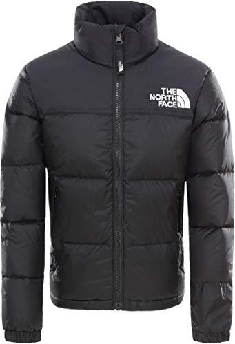 The North Face Y Retro Nuptse Piumino Black (XL)