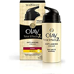 Olay Total Effects 7-in-1 Anti Aging Skin Day Cream Normal SPF15, 20gm