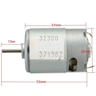 PGSA2Z DC3-12V New DC3-12V Large Torque Motor Super model with High Speed Motor New Arrival Rated voltage 9V 20W 2