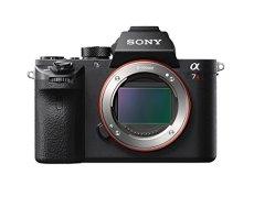 Sony Alpha ILCE7RM2B - Cámara EVIL Full Frame de 42.4 MP (estabilización de 5 ejes, vídeo 4K) negro