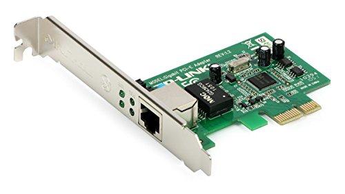 TP-Link TG-3468 Scheda di Rete PCI Express 10/100/1000 Mbps, 32-bit, Tecnologia Wake-on-LAN,...