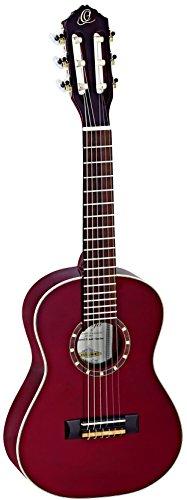 Guitarra de concierto 1/4 para niños con funda acolchada marca Ortega