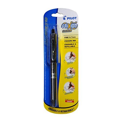 Pilot Frixion Clicker Roller Pen (Black)