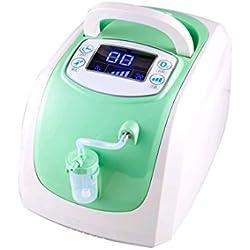 LIQICAI Inteligente Concentrador de oxígeno Portátil 1-6L / min Ajustable- Atomizando Función Uso del hogar / automóvil Disponible- 6Kg