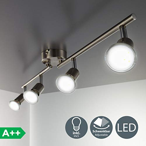 Faretti LED da soffitto orientabili I plafoniera moderna da soffitto per l'illuminazione da interno...