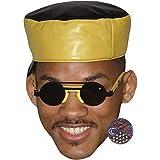 Will Smith (90'S) Maschere di persone famose, facce di cartone