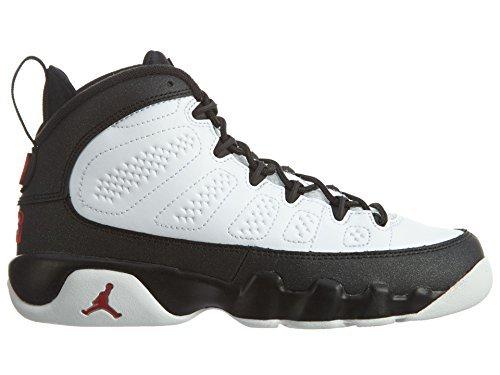 on sale b1508 f4deb Nike Air Jordan 9 Retro BG Black   White Space Jam LTD RARITY Basketball  Shoes Sneaker ...