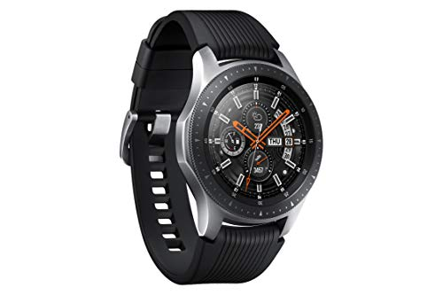 Samsung SM-R800 Galaxy Montre, 46 mm Argent- Import 7