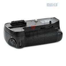 Meike MK-D7100 - Empuñadura para cámaras digitales Nikon D7100, color negro