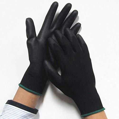 Guanti Di Sicurezza Guanti Da Lavoro Black Palm Coating Guanti Da Lavoro Prodotti Per La Sicurezza...