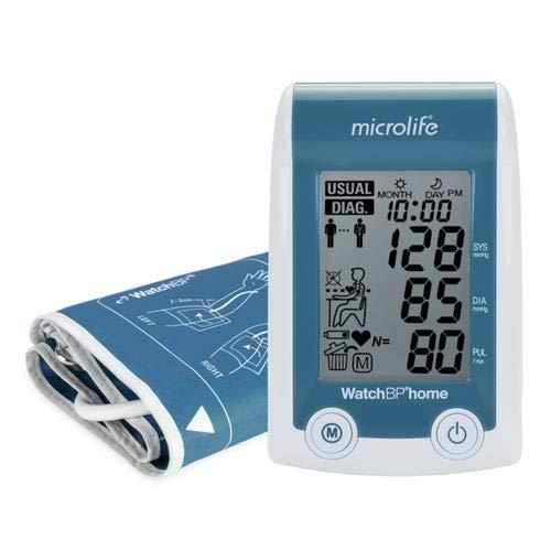Microlife WatchBP Home Arti superiori Misuratore di pressione sanguigna automatico