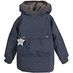 MINI A TURE Baby Wen Jacke ombre blue, Größe:80 cm/12 m