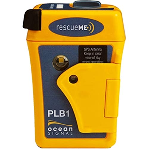 Ocean Signal rescueME PLB1 - Programmed for the Rest of the World