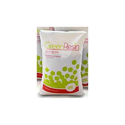 Resina cationica forte per addolciotore (25 lt)