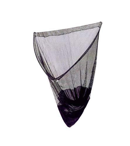 Zepre Testata Guadino per Carp Fishing Completa di aste in Carbonio + Rete 440 Maglie con Tessuto