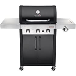 Char-Broil CHARBROIL Professional 3400 Black