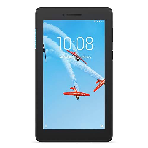 Lenovo Tab E7 Tablet, Display 7' HD, Processore MediaTek,16GB espandibili Fino a 128GB, RAM 1GB,...